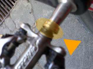 i pedali ritchey v4 pro e il punto critico